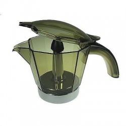 RICAMBIO CARAFFA 2 TZ MOKA ELETTRICA CAFFE' ALICIA 7332182700 DE'LONGHI 8203355