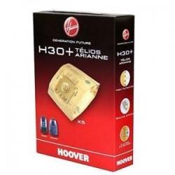 SACCHETTI H30+ ASPIRAPOLVERE HOOVER ORIGINALE 09178286
